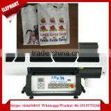 UV flatbed a3 dtg tshirt printer machine