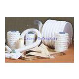 Ceramic Fiber Cloth, Rope, Tape Textile Refractory For Shipyards, Refineries, Power Plants
