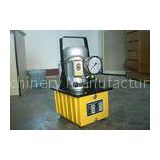220 Volt or 380 Volt Electric Motor Driven Transmission Line Stringing Tools Hydraulic Oil Pump