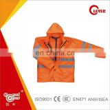 Winter Traffic 3 in 1 Waterproof Reflective bomber jacket KF-054