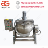 Industrial Non-stick Sugar Cooking Pot in China for Sale