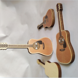 Wooden Handicraft Manufacturers Specialize in Designing Wooden Ornaments Animal Lovely Wooden Plus Home Guitar Accessories