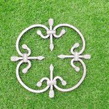 Wrought iron ornaments/ wrought iron elements/ wrought iron component
