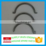 Supply 6HK1/4HK1/4HG1/4HF1/6HE1 disele engine thrust plate/thrust bearing for ISUZU OEM:T801/T4547/T4547A