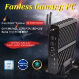 Eglobal Fanless Mini PC TV Box HTPC Intel Core I7 4650U RAM LAN HDMI WiFi Nettop Computer PC