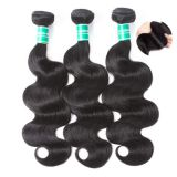 Silky body wave Human Hair bundles Best-selling of Grade 10A Wholesale cuticle aligned virgin Hair