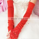 Instyles LADIES FANCY DRESS PROM WEDDING BURLESQUE OPERA PARTY Black Red White GLOVES