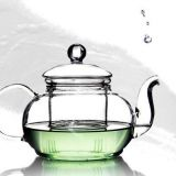 I'm very interested in the message 'borosilicate glass tea pot' on the China Supplier