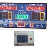 new product stadium display LED scoreboard for basketball