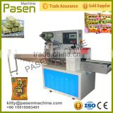 Lowest price Sandwich biscuit packing machine / hard candy automatic packing machinery