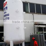 Chinese Supplier ASME Code Industrial Gas Tank Medical Oxygen Storage Tank Cryogenic Chemcial Gas Storage Tank