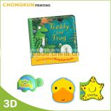 Educational soft toy making books Baby soft plastic book                                                                         Quality Choice