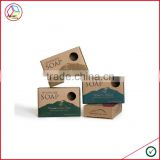 High Quality Brown Kraft Paper Soap Box