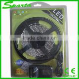 Blister packing 5050 RGB LED strip suitable for super market! Multiple Selection!