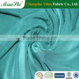 Polyester spandex ITY fabric for clothes have stock