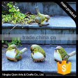Garden Decoration Statue, Resin Garden Bird, Polyresin Garden Animal