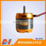 Maytech 5065 270KV skateboard parts without hall sensor brushless motor                                                                         Quality Choice