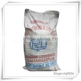 HDPE pp packaging sacks/ Good quality packaging plastic bags/ Recycle bags for 50kilos