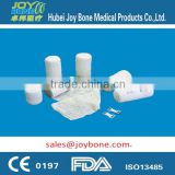 medical reusable high elastic bandage with CE, Cotton bandage, Spandex bandage, stretch bandage