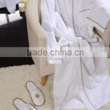 Factory Wholesale Cheap Bathrobe And Slipper Set YKY698