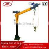 mini lifting 500KG ELECTRIC TRUCK CRANE for pick up goods