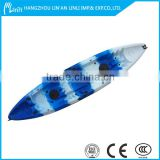 Best quality new single fishing kayak dace pro angler with pedals and rudder wholesale