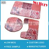 water absorb 3D Memory foam Floor Bath mat