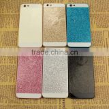 BSTWholesale alibaba manufacture mobile phone sticker for iphone 6 case pvc crystal glitter sticker for samsung S6 for iphone 6s