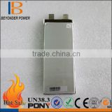 Professional partner rechargeable polymer 7000mah lithium ion battery 8000mah 8564160 model china manufacturer