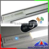touch sensor mini micro switch led strip light, led bar light with remote dimmer
