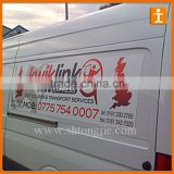 UV Resistant Water Proof Durable Custom Van Magnets