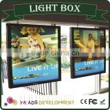 crystal led light box waterproof and anti-rust CE UL RoHS LED lighting wall mounted,ceiling hanging                                                                         Quality Choice