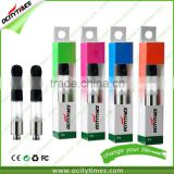 Ocitytimes OEM available ce3 bud atomizer Most Popular Items free samples cbd oil vaporizer cartridge empty