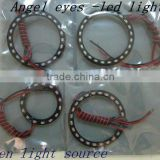 new design led rings angle eyes -led rings for special cars-hottest angel eyes led lighting