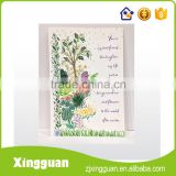 XG-PCD054 Handmade Sample Wedding Invitation Card Models