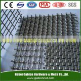 Best price crimped wire mesh/quarry screen mesh on sale