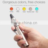 Silicome drip tip 35W slim ecigs Kamry lighter e cigarette 0.5ohm,1300mah 510 thread vaporizer pen case