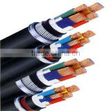 0.6/1kv rated voltage PVC insulated AL/CU sheathed power cable electric