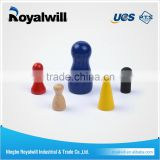Professional manufacture game pawn, game piece, color pieces,cars, houses, tanks, planes,flats,plastic/wooden pieces
