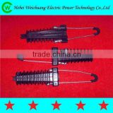 China Manufacturer High Tension Dead End Clamp/Cable Anchor Clamp/Suspension anchoring clamp