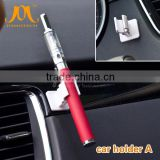 China Alibaba new electronic cigarette accessories colorful ecig car holder stand sucker, fashion car stand for e cig vape mod