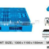 Big Warehouse Rack Use and Drive-In Pallet Rack Type rotomolded plastic pallet