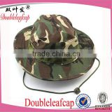 High Quality Bucket Hat Custom Designed Fisherman Hat And Caps Wholesale Breathable Military Bucket Hat