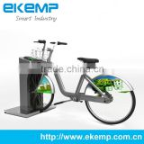 EKEMP Public Bike Sharing System Program for City, Campus, Tourist