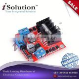 New Dual H Bridge DC Stepper Motor Drive Controller Board Module L298N for Ar-duino