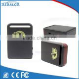 Mini sms based cheap personal rastreador gps tracker tk102b localizador GPS Tracker