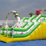 GMIF Customized Beautiful Castle Inflatable Bounce House/ Bouncy Castle/ Bouncer and Jumper for Kids