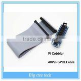 1Pcs Raspberry Pi Cobbler +1Pcs GPIO Cable Pi Kit Breadboard Kit For Raspberry Pi 2&Raspberry Pi B+