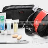 Luxury and branded airplane travel comfort set/airplane travel amenities set for first class