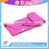 yangzhou customized wholesale hot non slip yoga towel yoga mat towel                                                                         Quality Choice